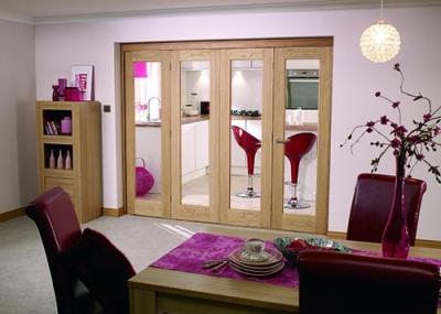 Roomfold Standard Internal Bifold Doors