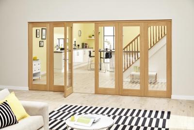 Climadoor Roomfold Deluxe Bifold Doors