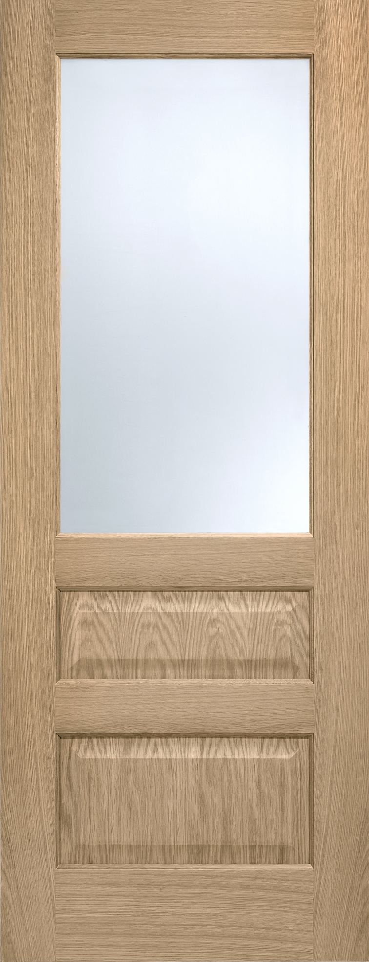 Oak Contemporary 1L/2P - Prefinished Frosted