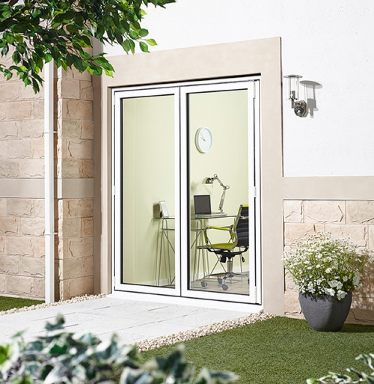 1800mm 6ft 2 door left hand folding from outside for 6 ft french patio doors