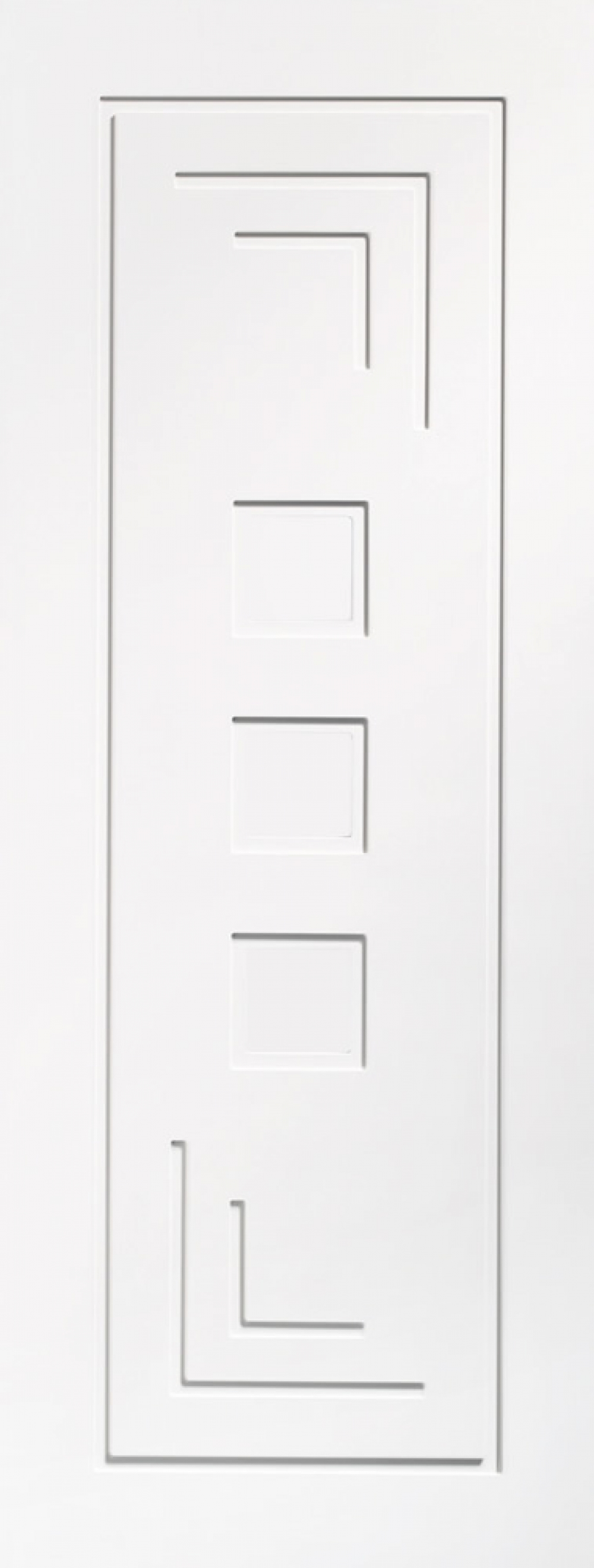 Altino White Door