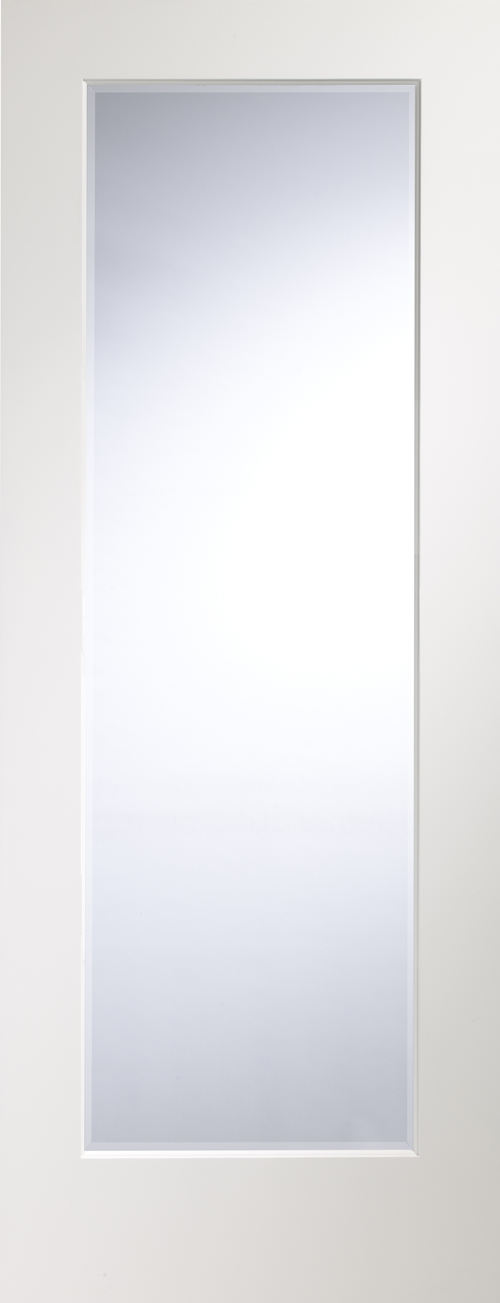Cesena White Glazed Door - PREFINISHED