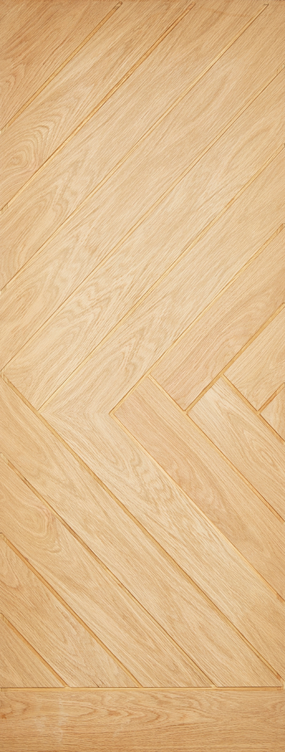 Chevron Oak Part L Compliant