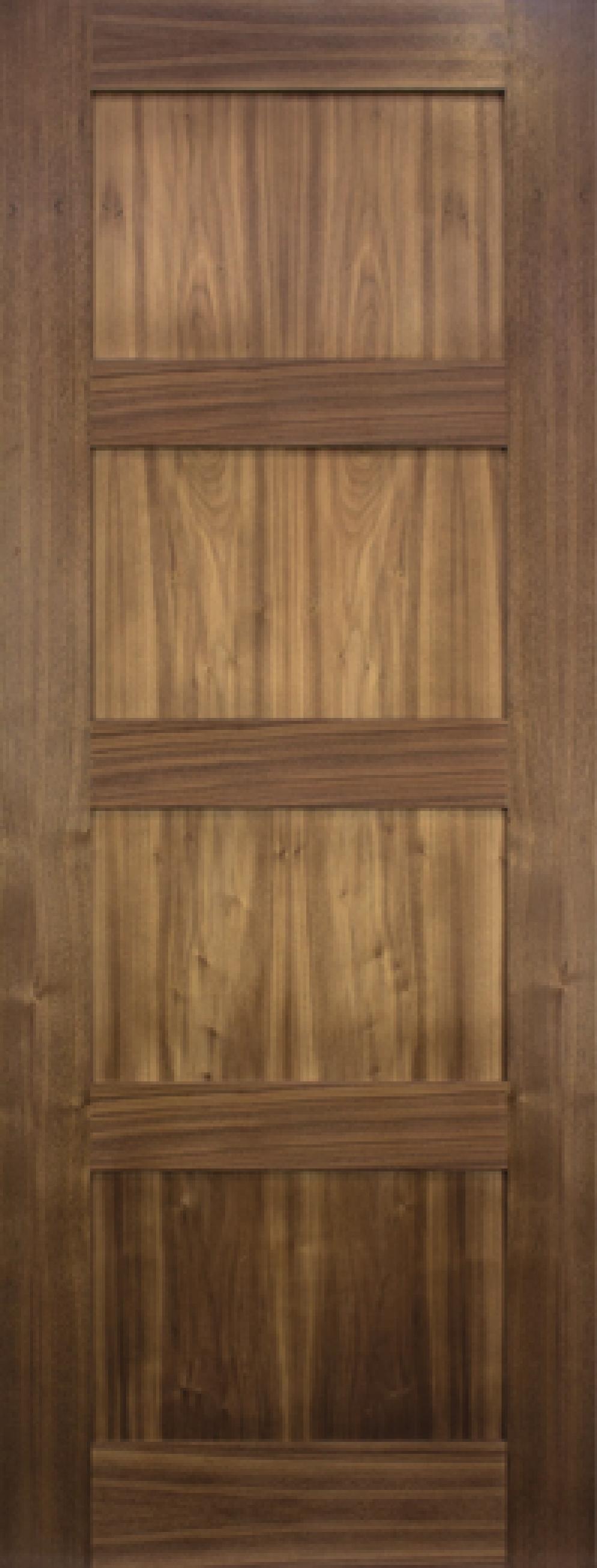 Coventry Walnut Door - Prefinished