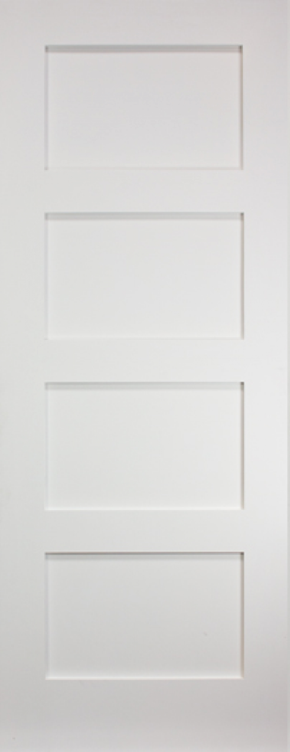 Coventry White 4 Panel Shaker Door