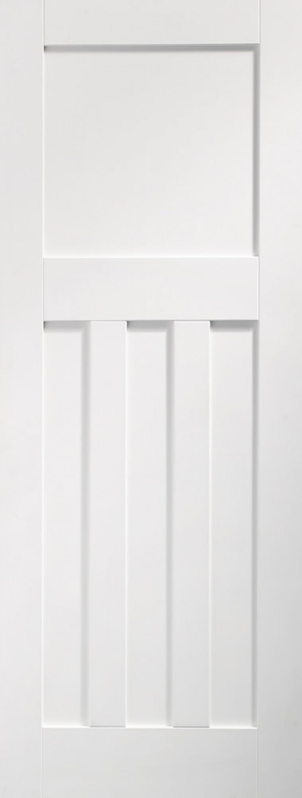 DX White Door