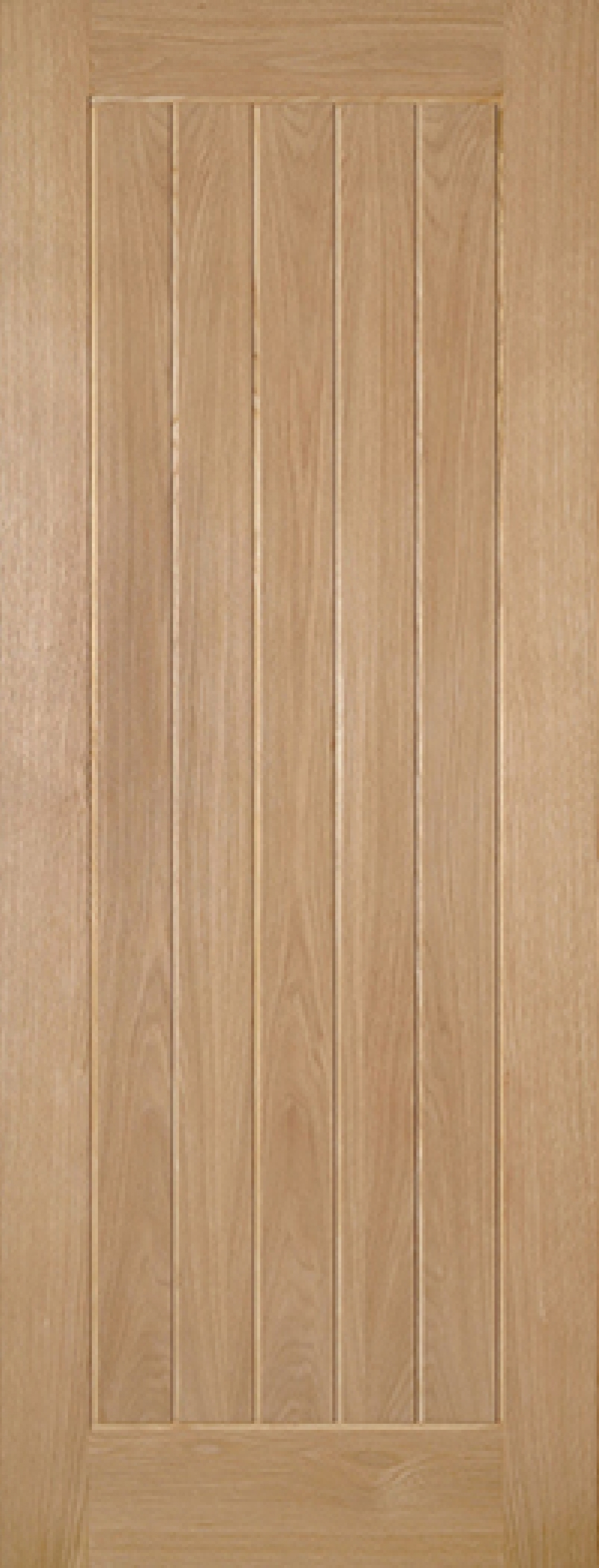 Ely Oak Door - Prefinished & Ely Oak Door - PREFINISHED | Oak Internal Doors | Vibrant Doors