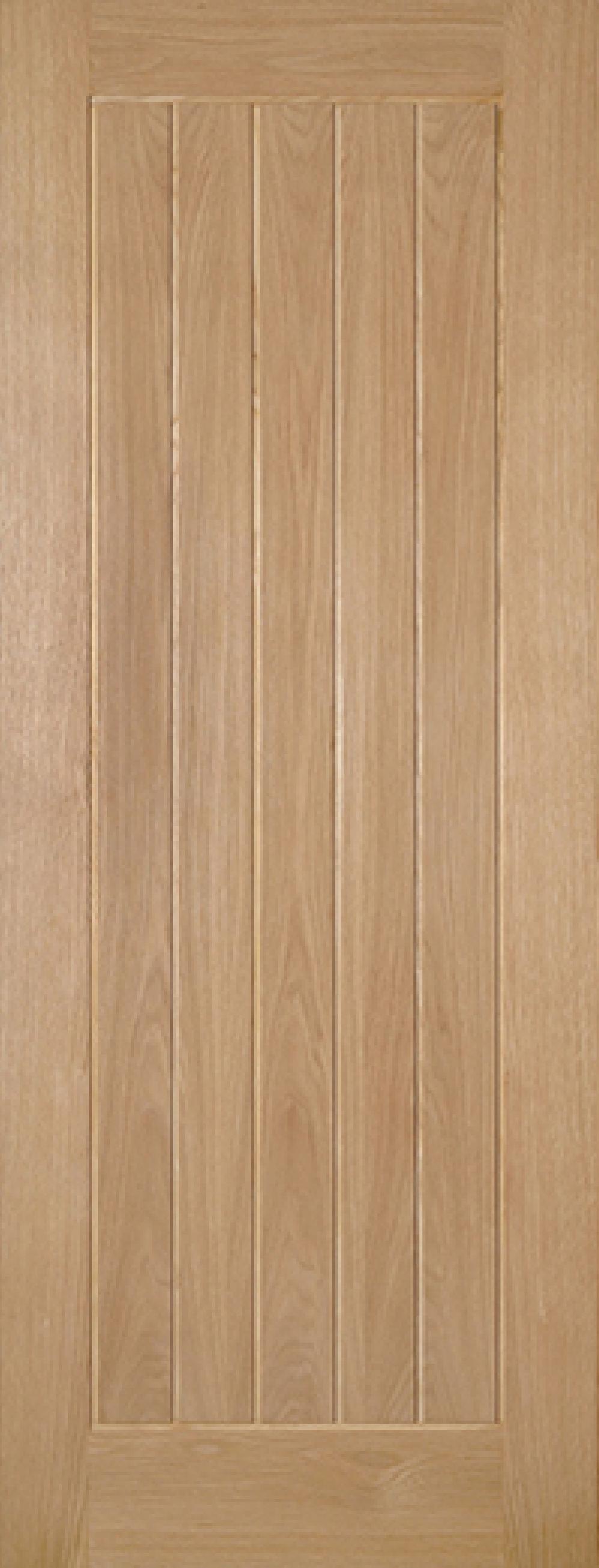 Ely Oak Door Prefinished Oak Internal Doors Vibrant Doors