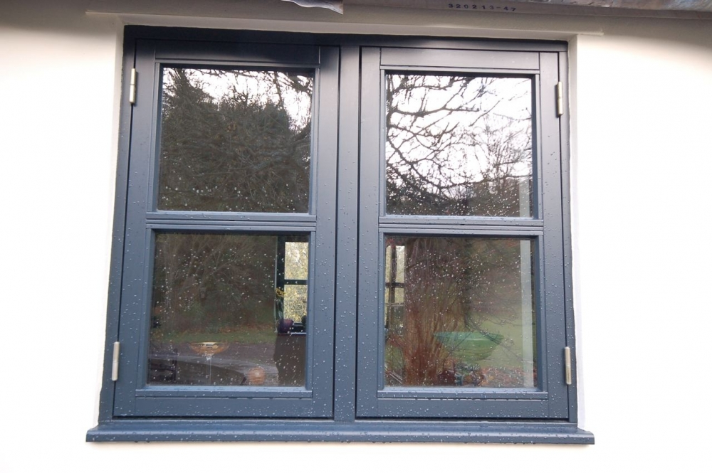 Flush Casement Windows Bespoke Windows From Vibrant Doors