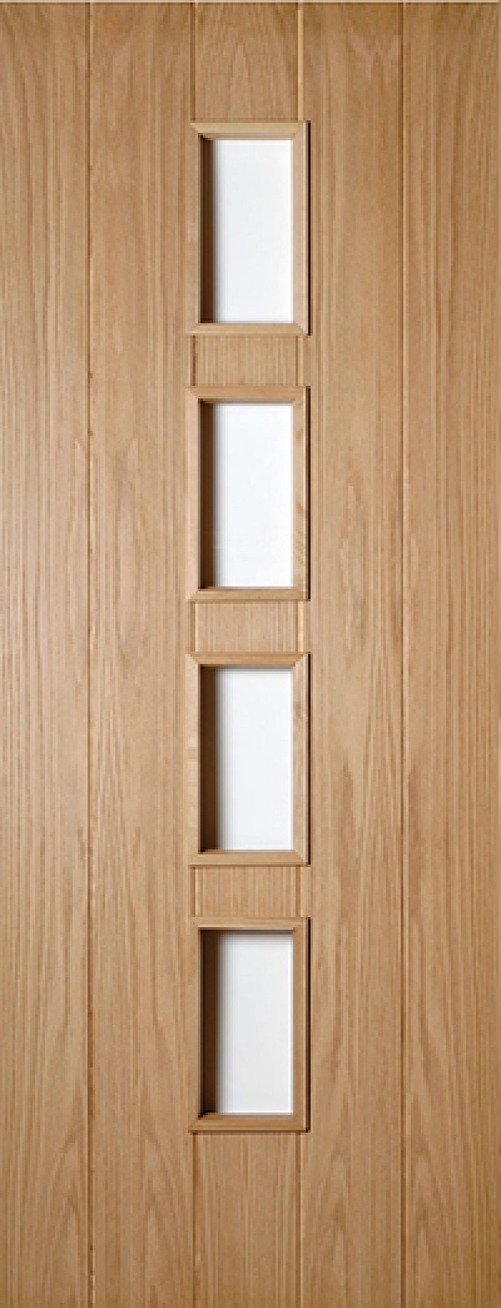 Galway Oak Door - Unglazed
