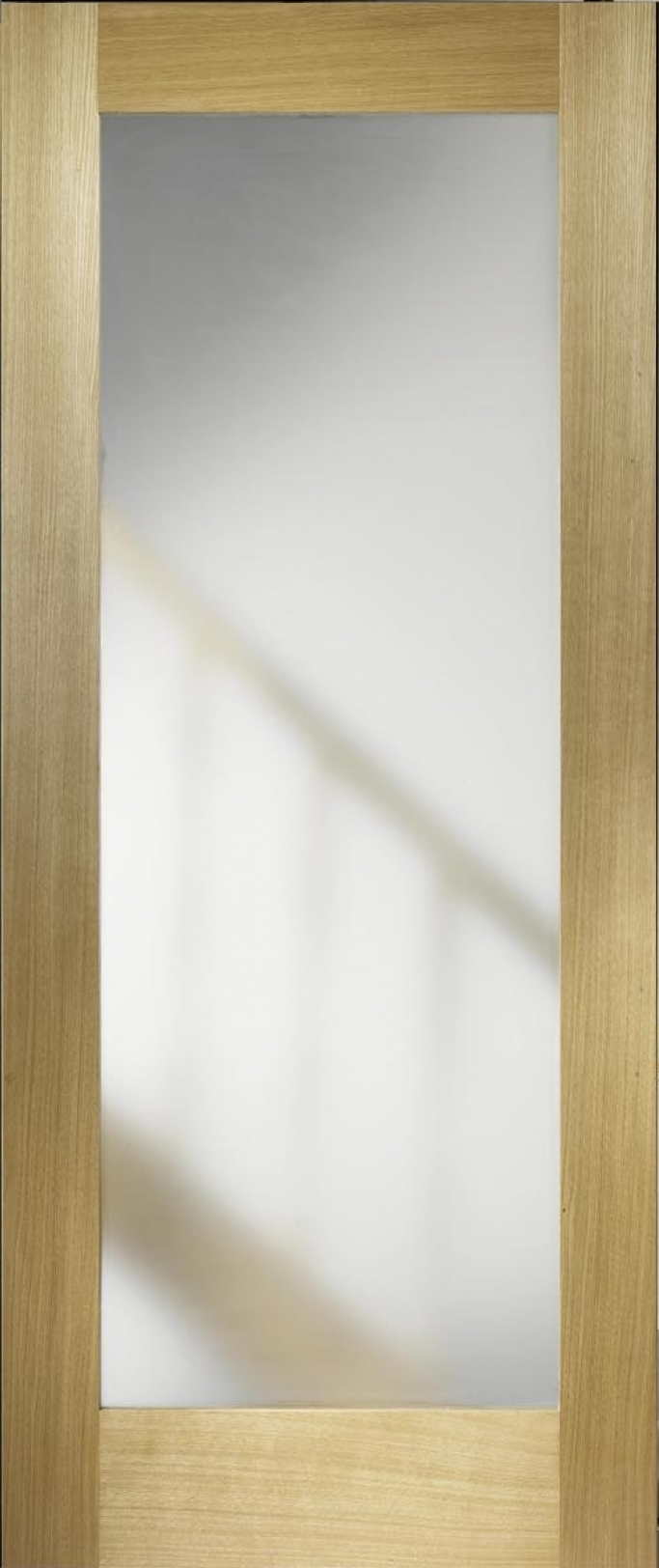 Glazed Oak P10 Frosted