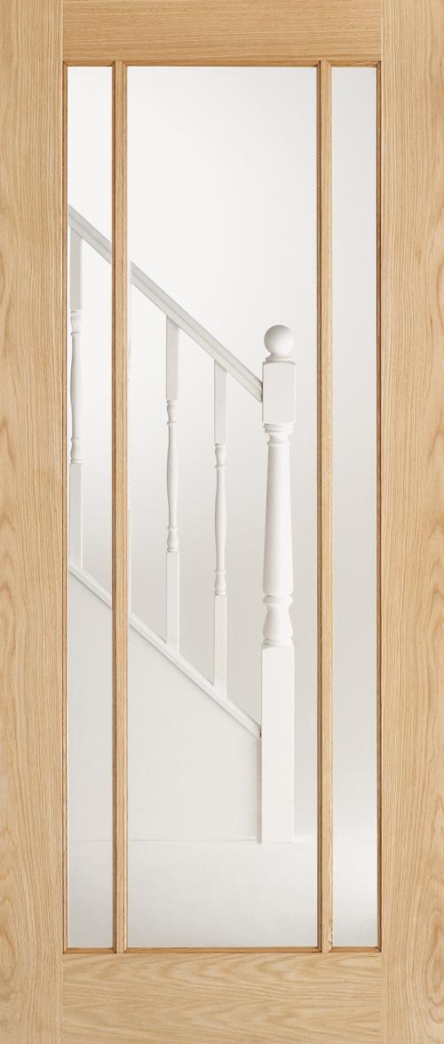 Lincoln Glazed Oak Door  sc 1 st  Vibrant Doors & Lincoln Oak Glazed Door Glazed Internal Doors Doors Vibrant Doors