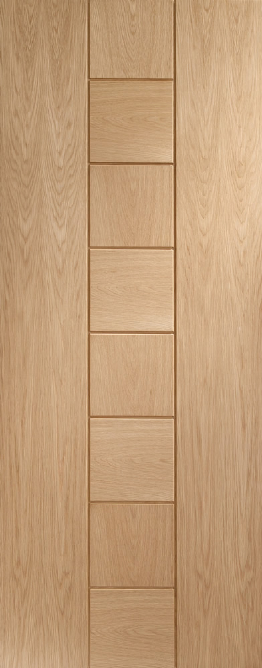 Messina Oak Door - PREFINISHED