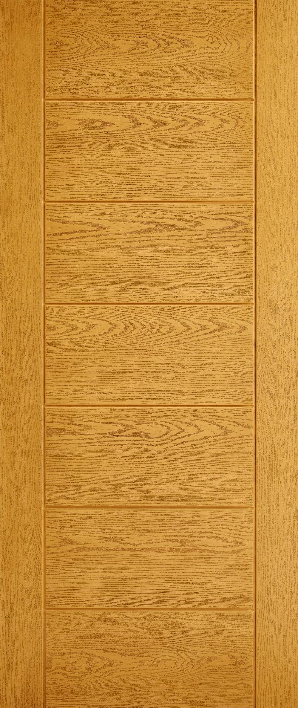 Modica Oak Composite Door