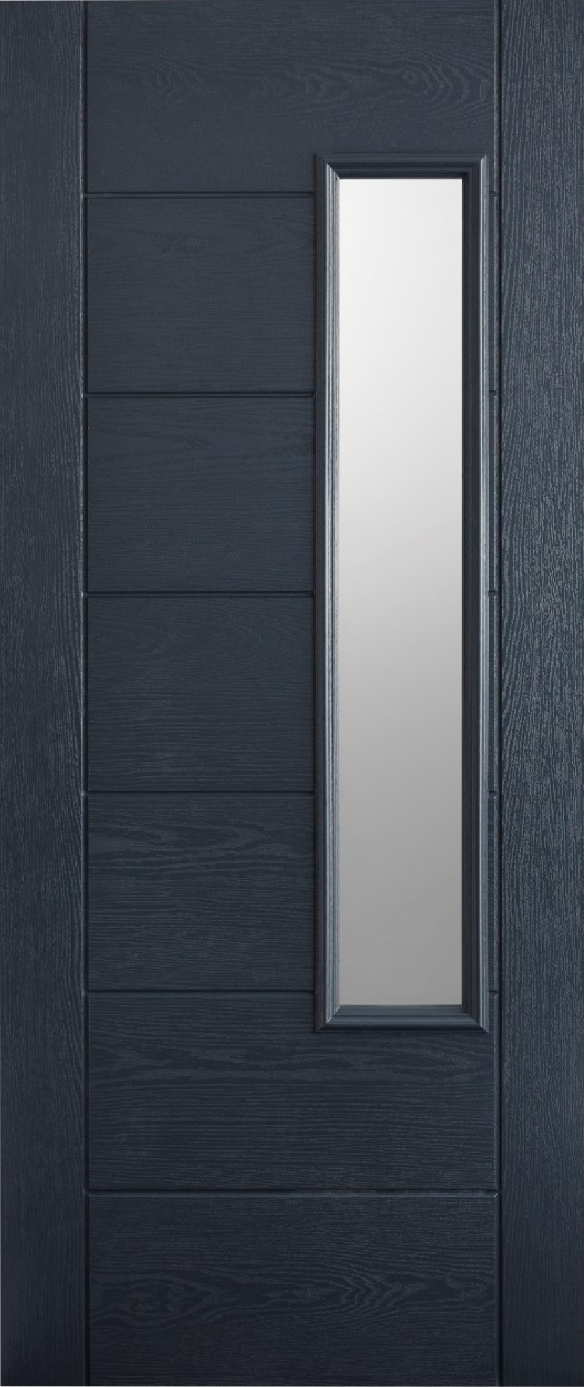 Newbury grey glazed composite external doors from vibrant for External back doors for sale