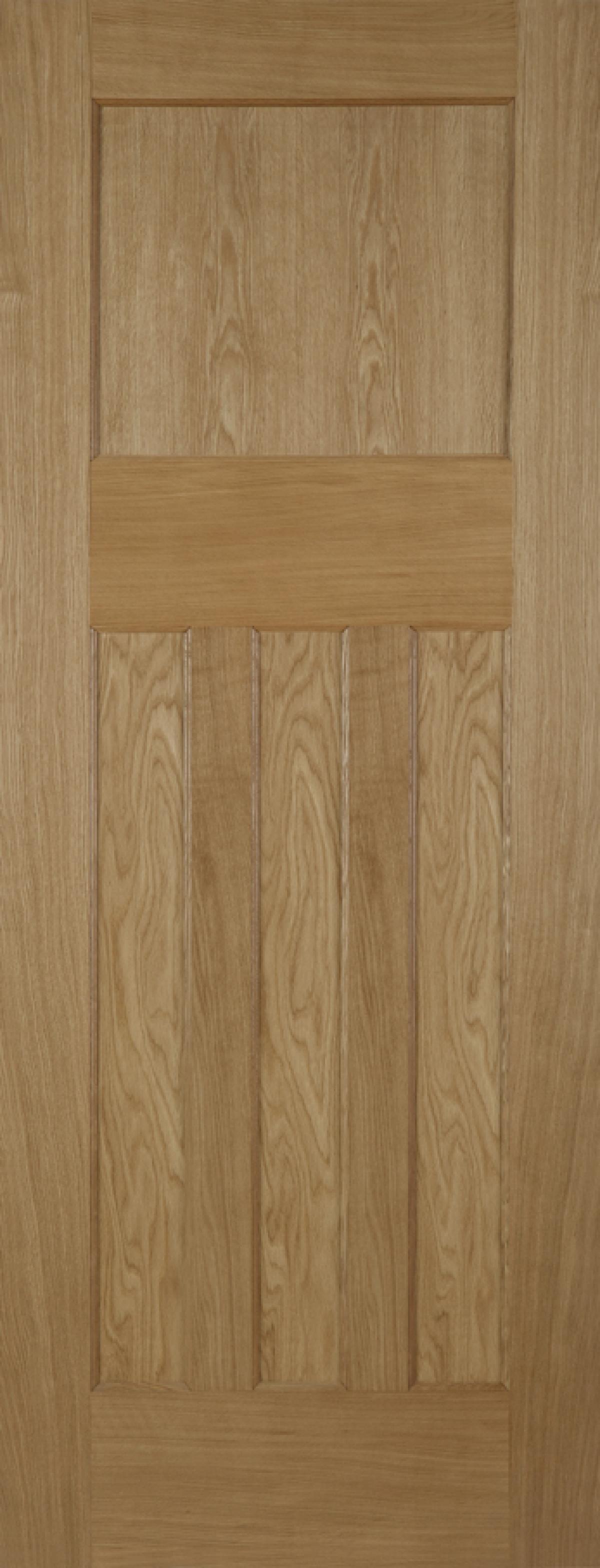 Oak 1930 4 Panel