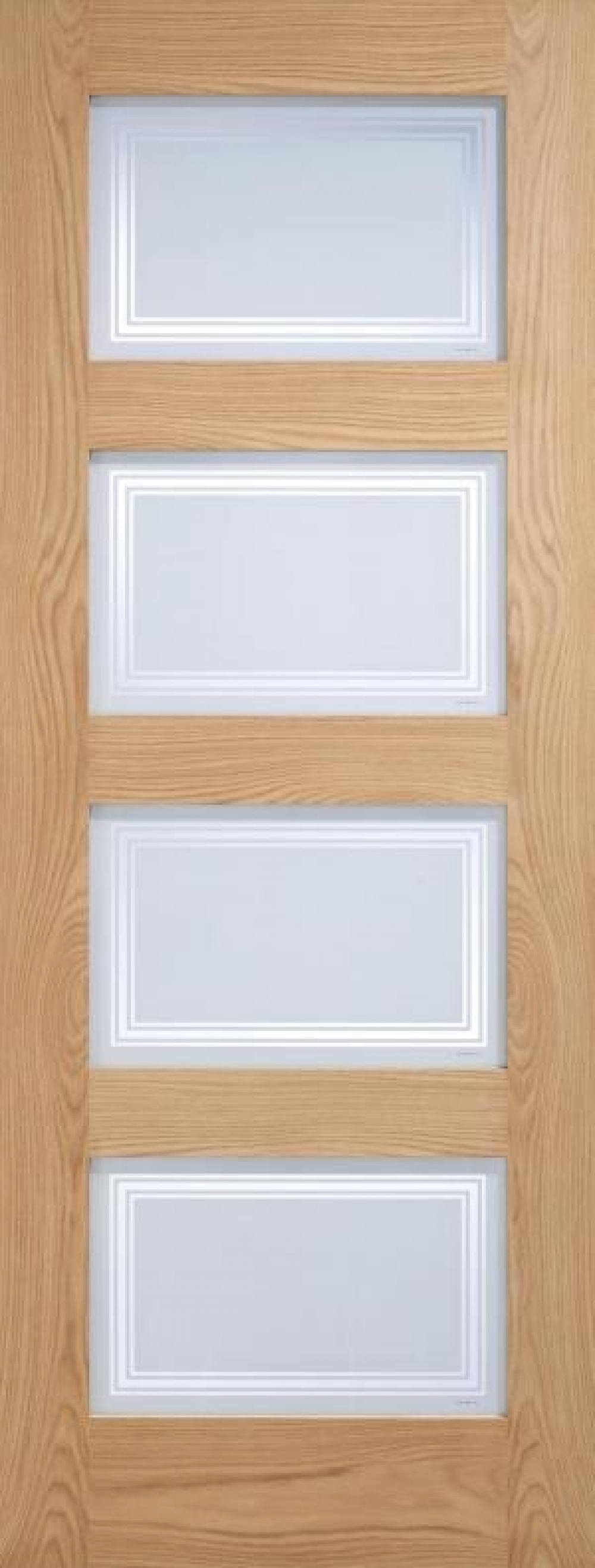 Oak 4L Silkscreen Glazed