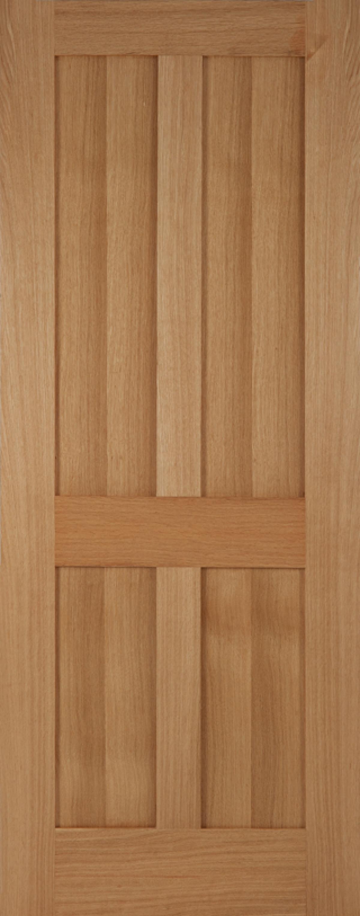 Oak Bristol 4 Panel