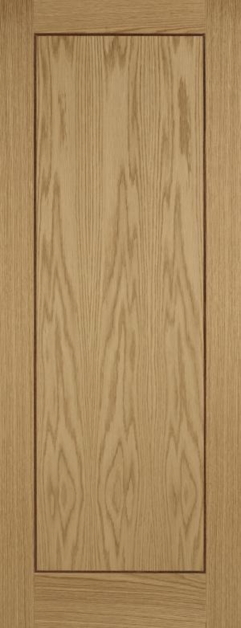 Oak Inlay 1 Panel