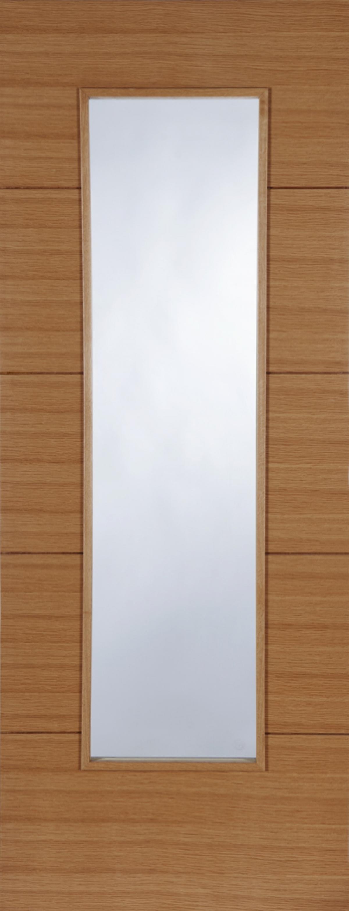 Oak Orta 1 Light - Prefinished