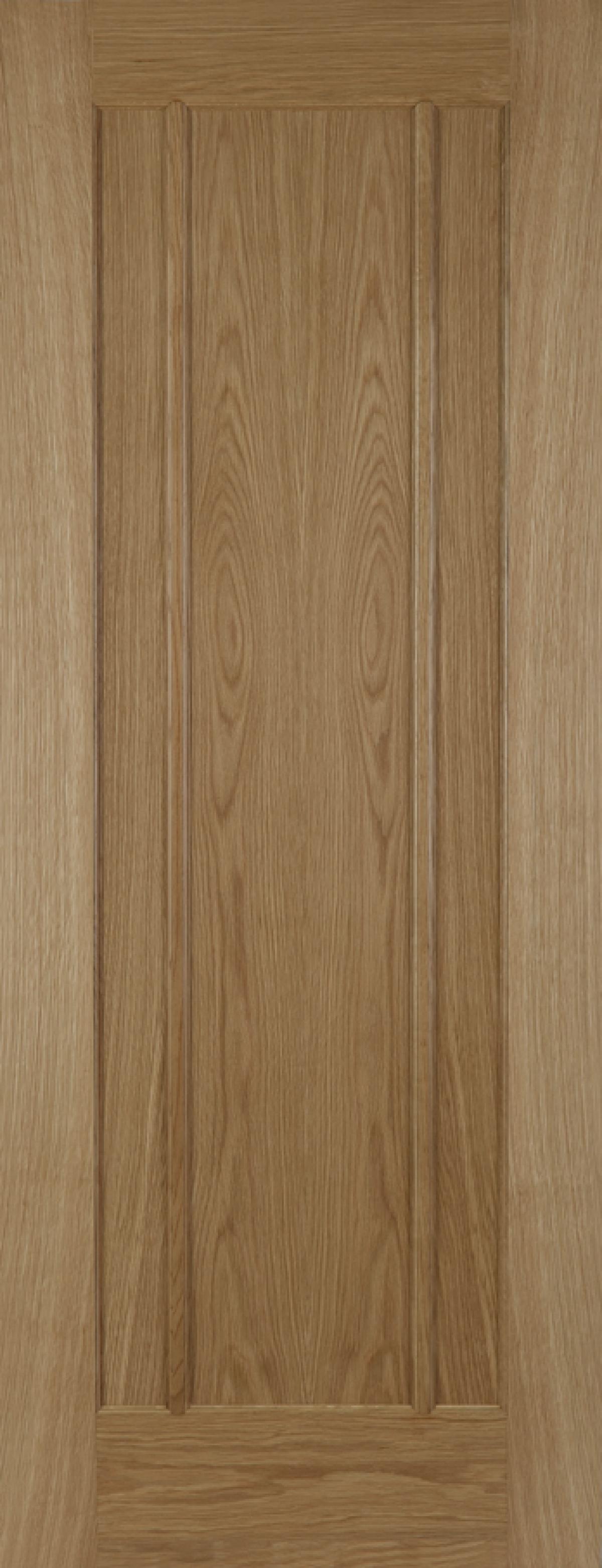 Oak Salisbury 3 Panel