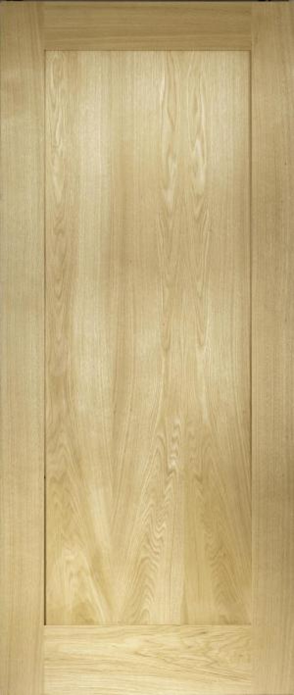 Oak Shaker 1 Panel Prefinished