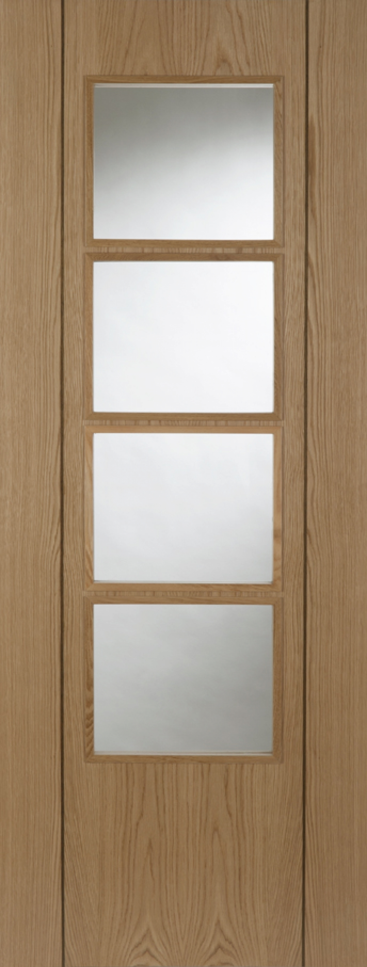 Oak Vision 4L - Prefinished Unglazed FD30