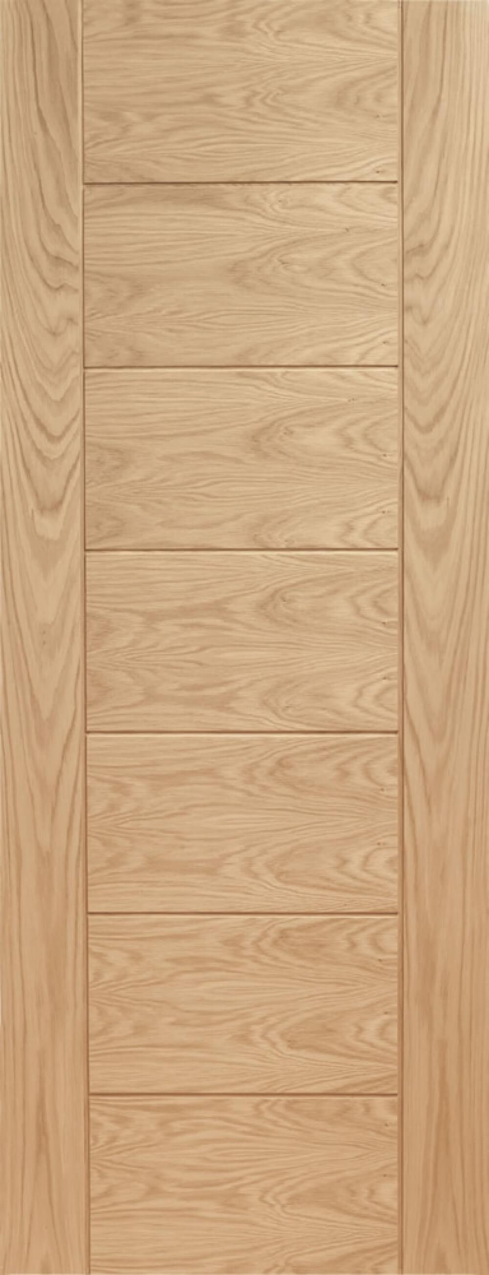 Palermo Oak Door - PREFINISHED