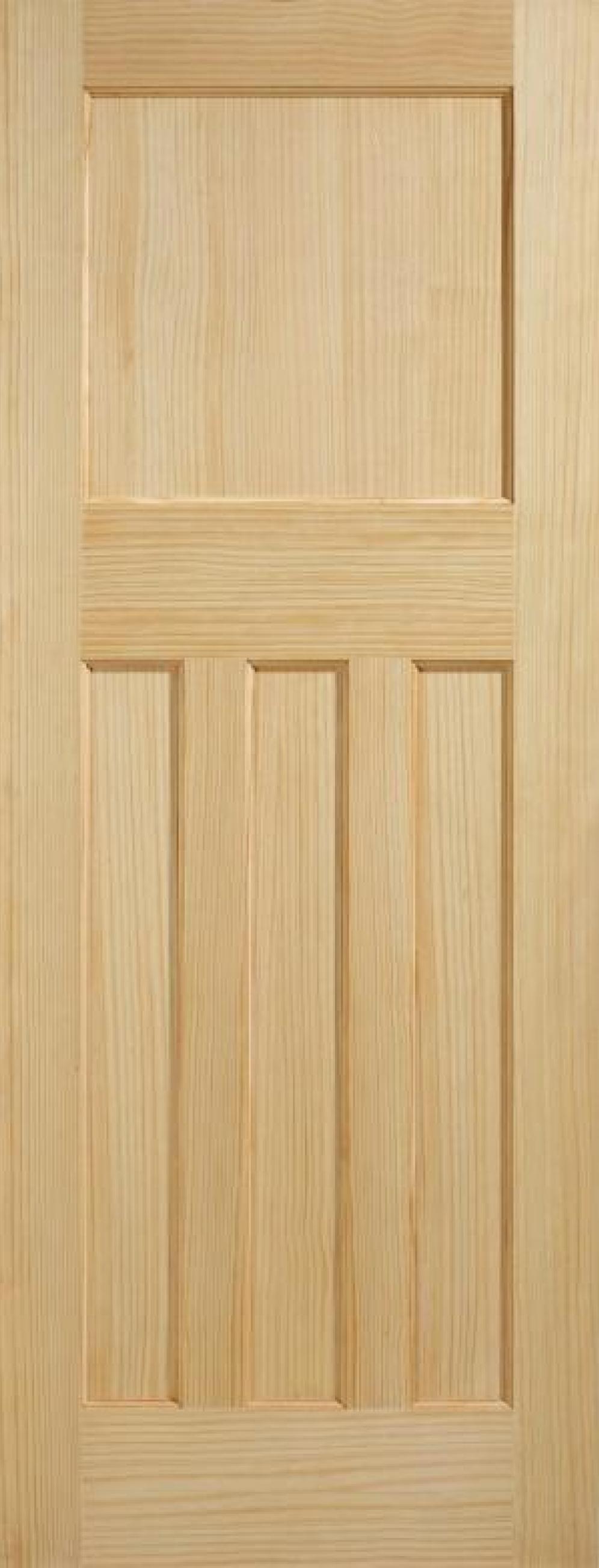 DX 30's Style Pine Door