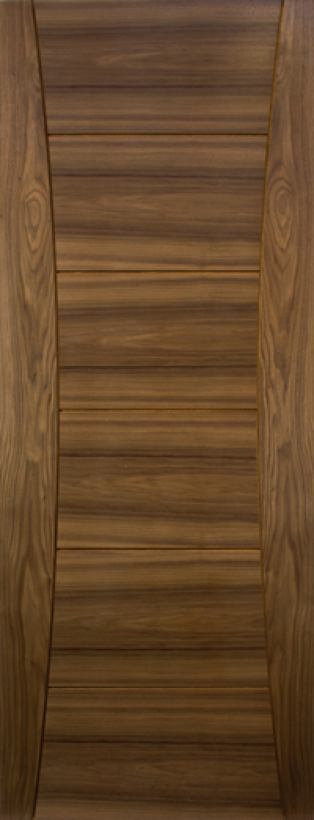Pamplona Walnut Door - Prefinished