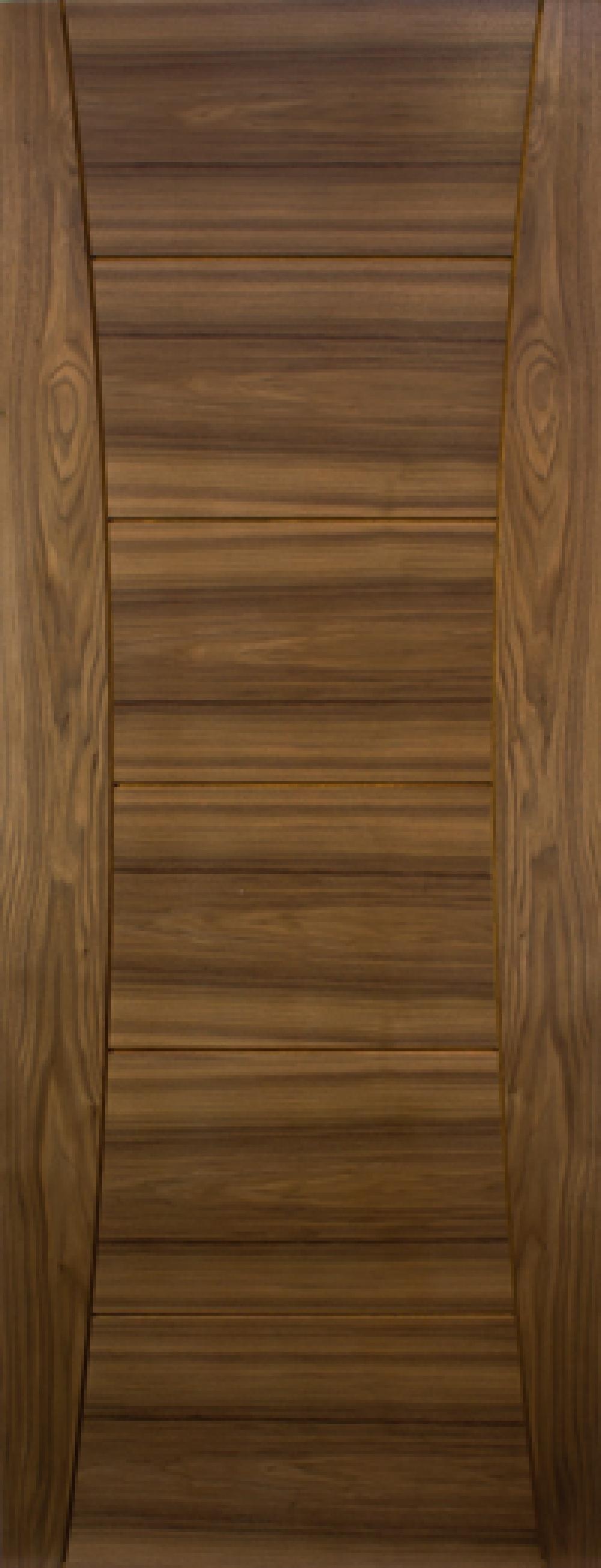 Pamplona Walnut Door - Prefinished