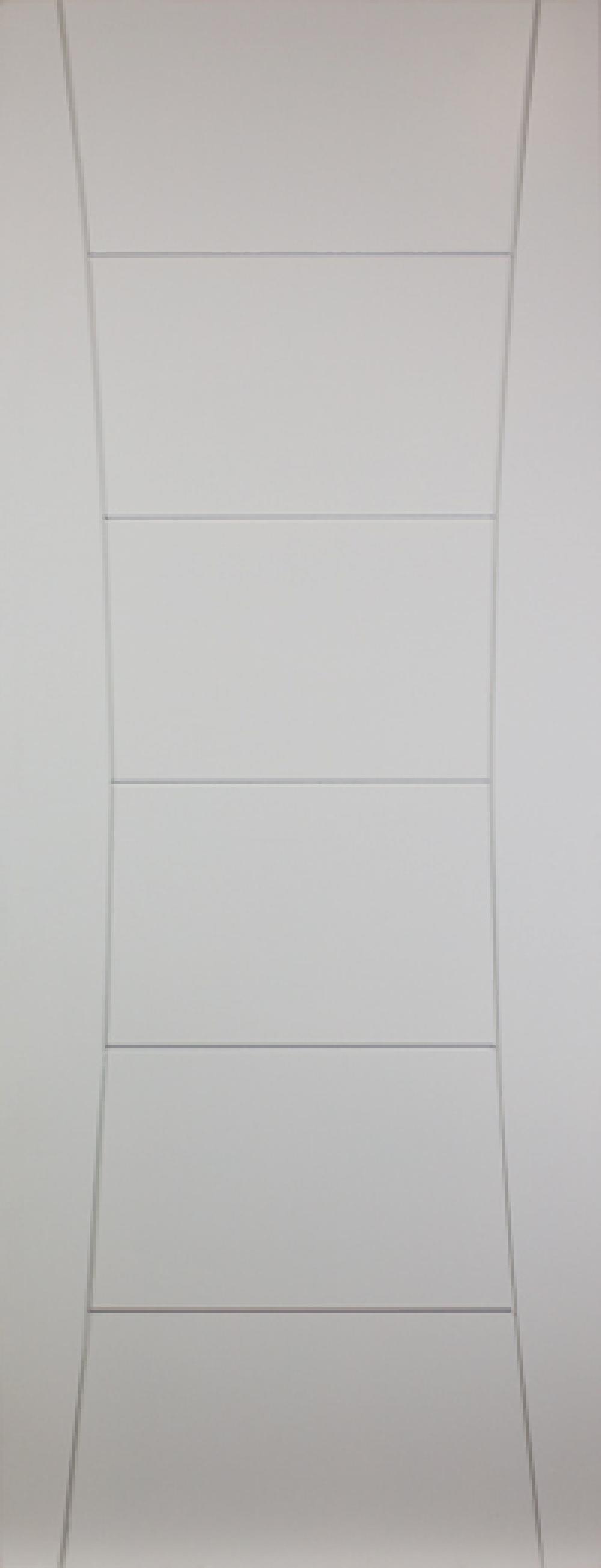 Pamplona White Primed Door