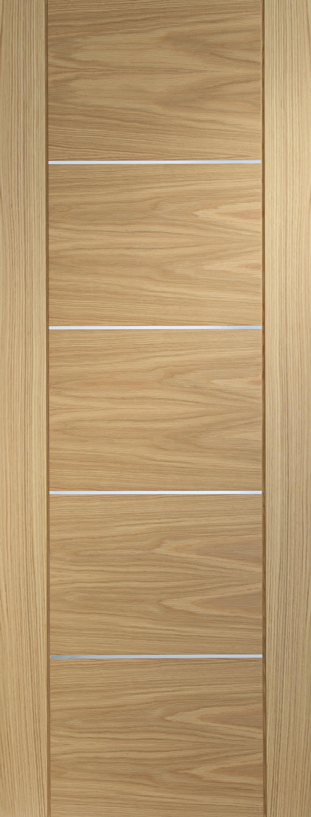 Portici Oak  Door - PREFINISHED