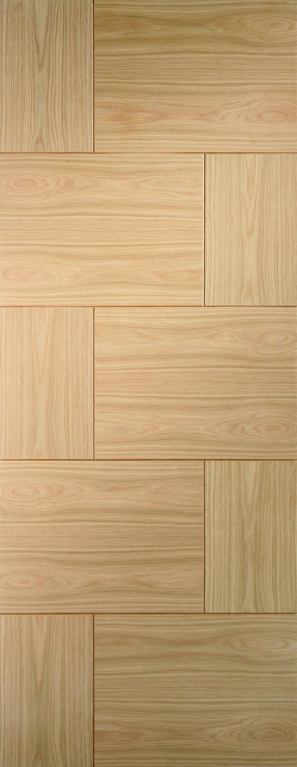 Ravenna Oak Door - PREFINISHED