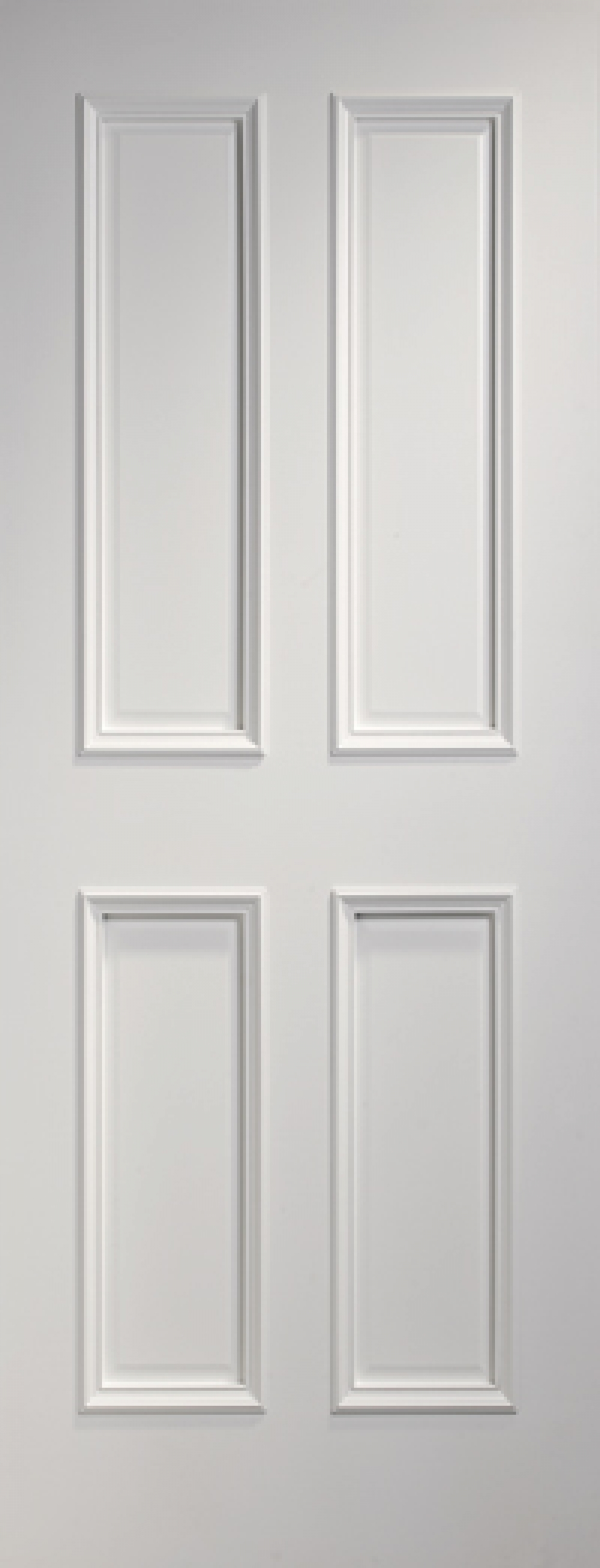 Rochester White 4 Panel Door