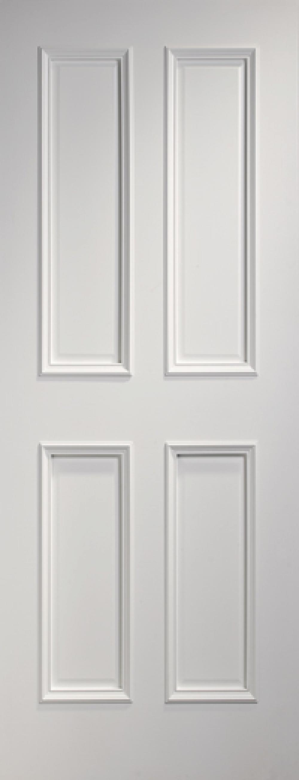 Rochester White 4 Panel Door