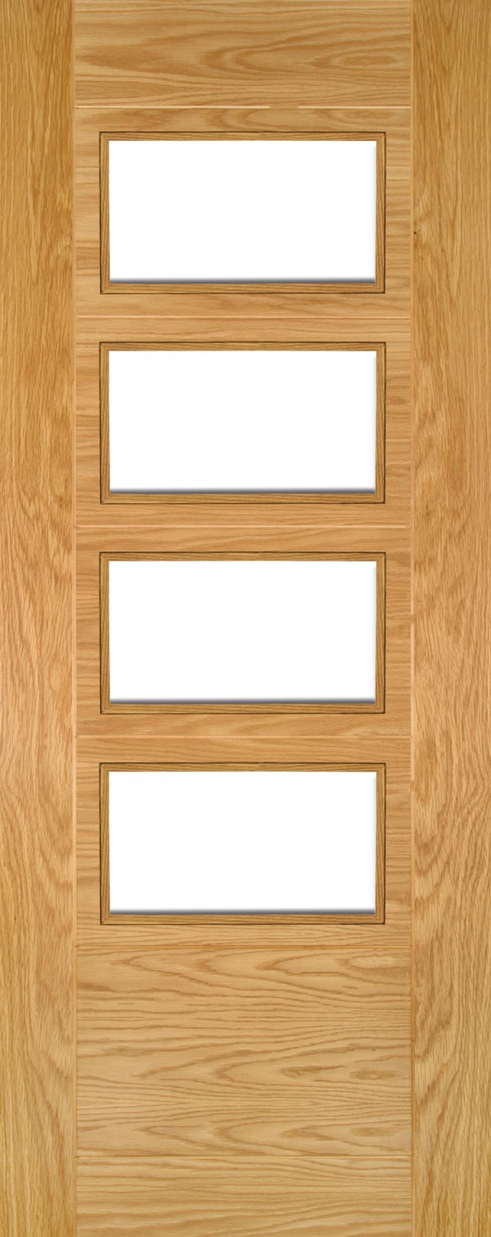 Seville Glazed Oak Prefinished 4P
