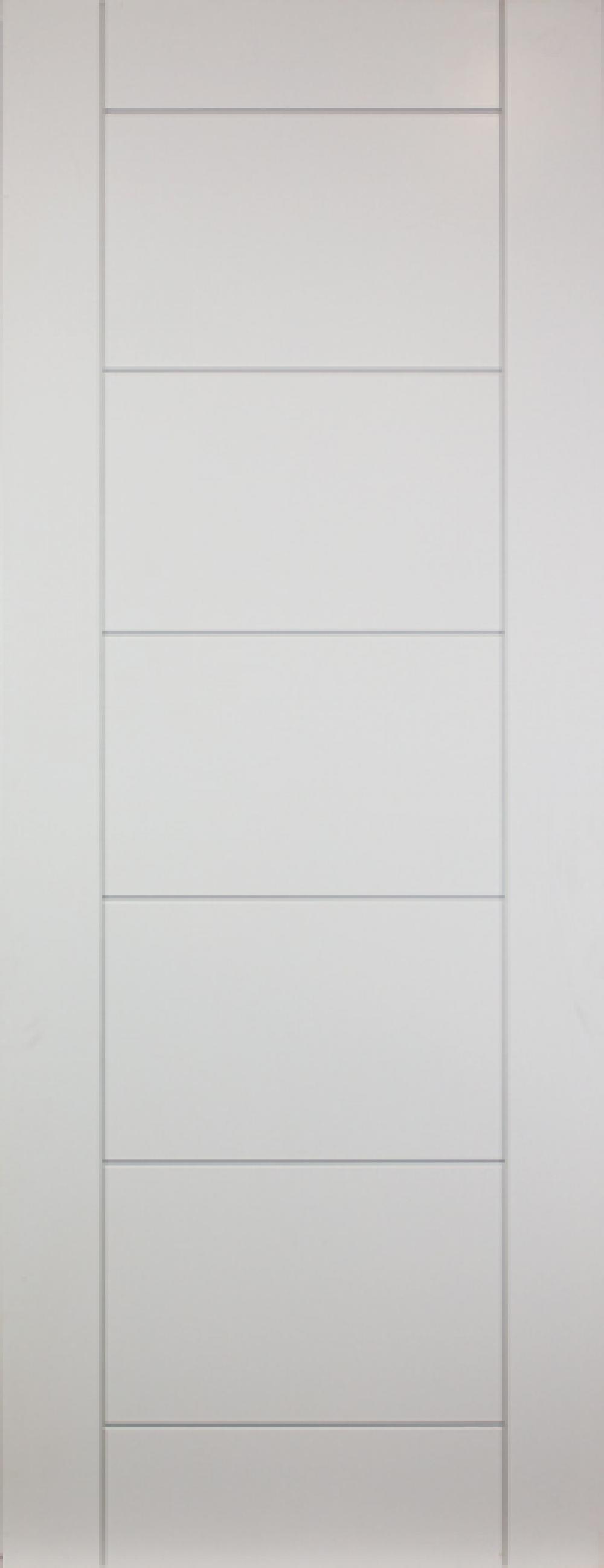 Seville White Primed Door