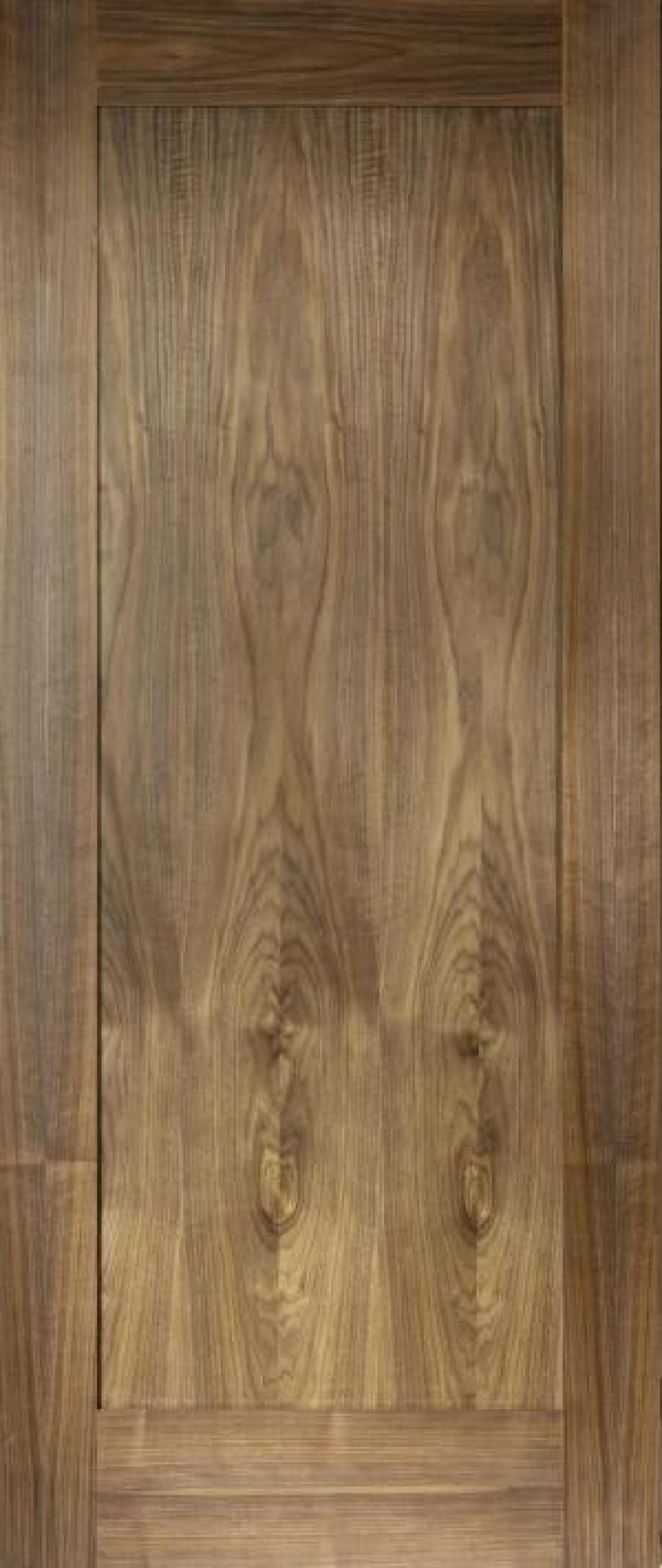 Shaker One Panel Walnut