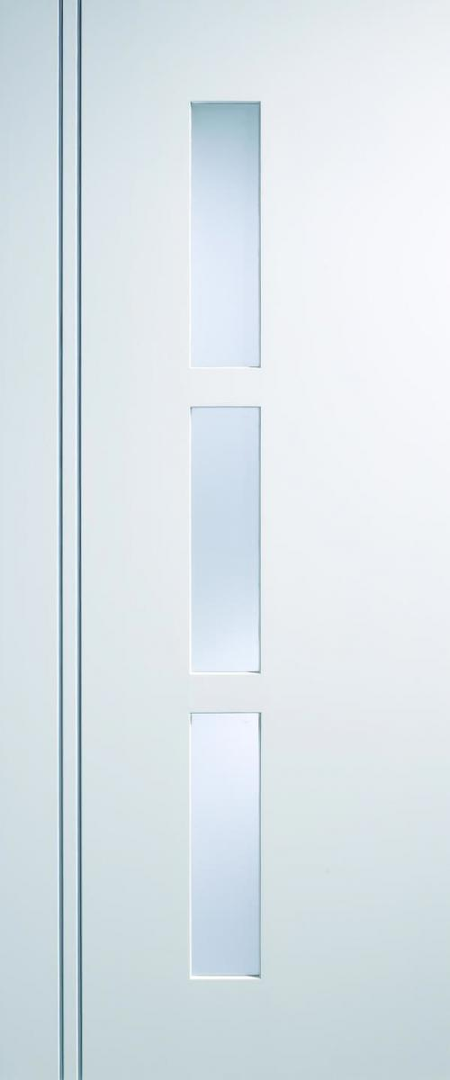 white interior door. Exellent Interior Sierra Blanco Glazed White Door In Interior