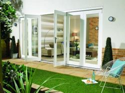 LPD NUVU WHITE Folding Doors Image