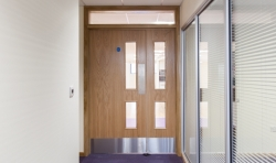 Acoustic Rated Internal Doorsets:  Image