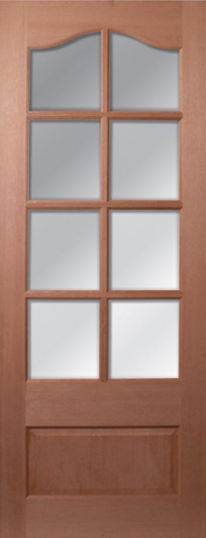 Kent 8L Internal Hardwood Door Image