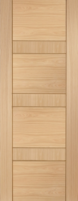 Latina Oak Door Image