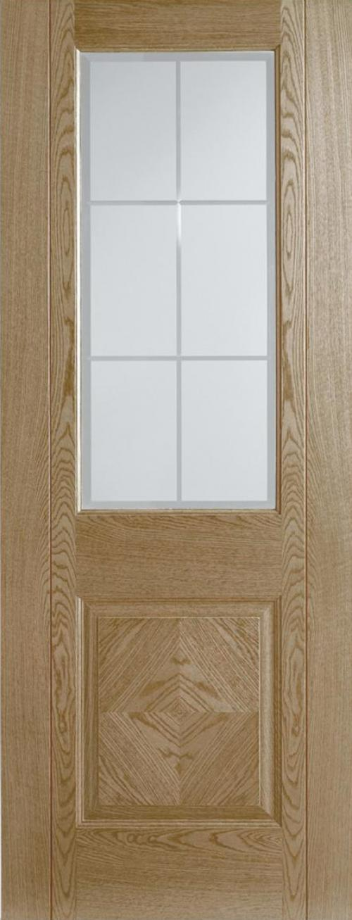Valencia Oak Door - Prefinished