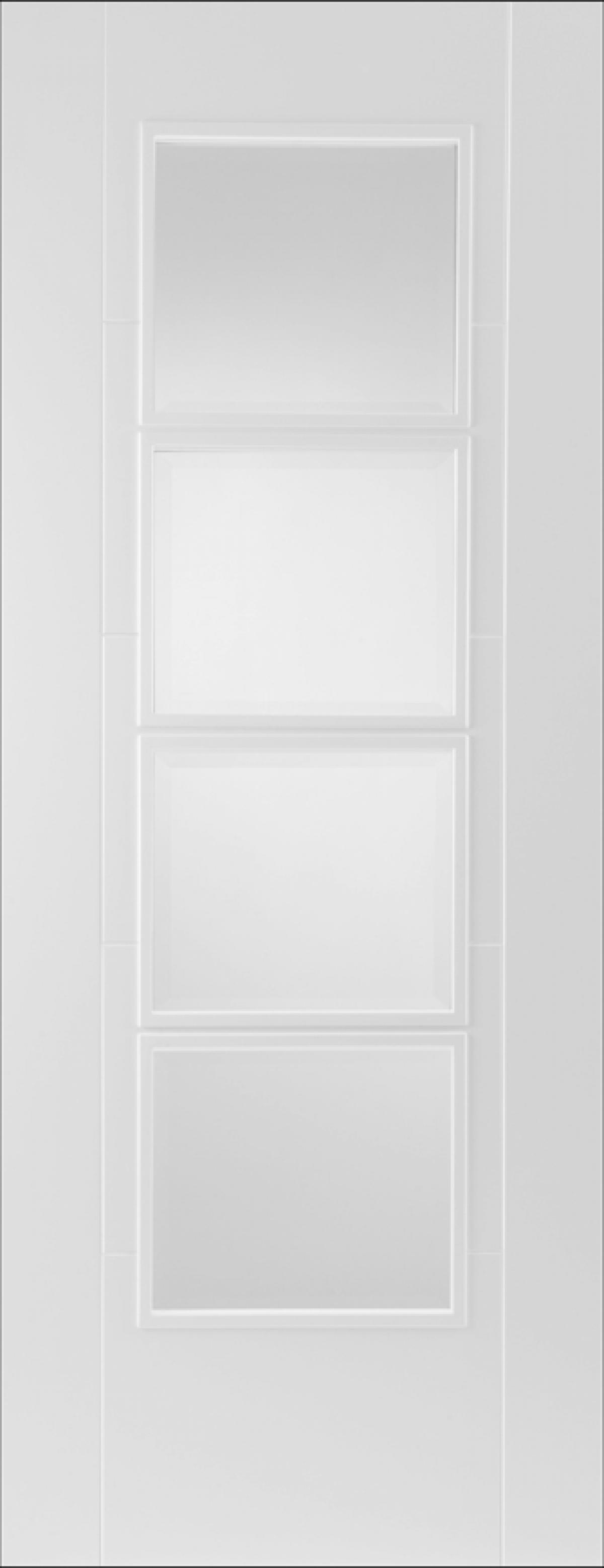 White Iseo 4 Light