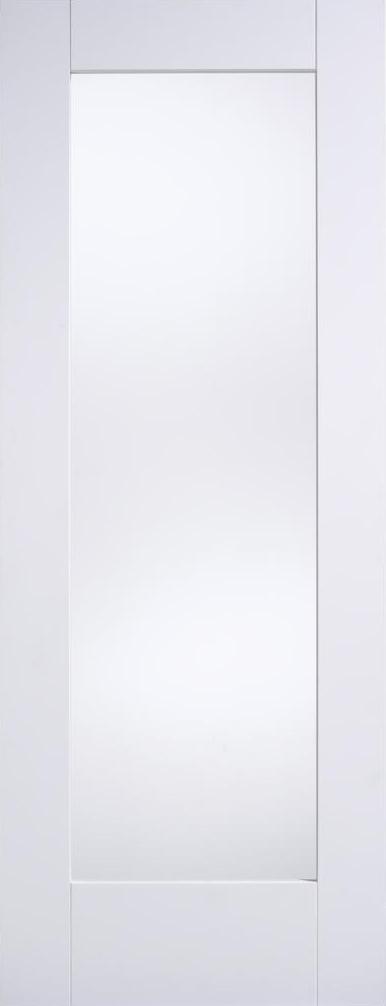 White P10 Shaker Glazed