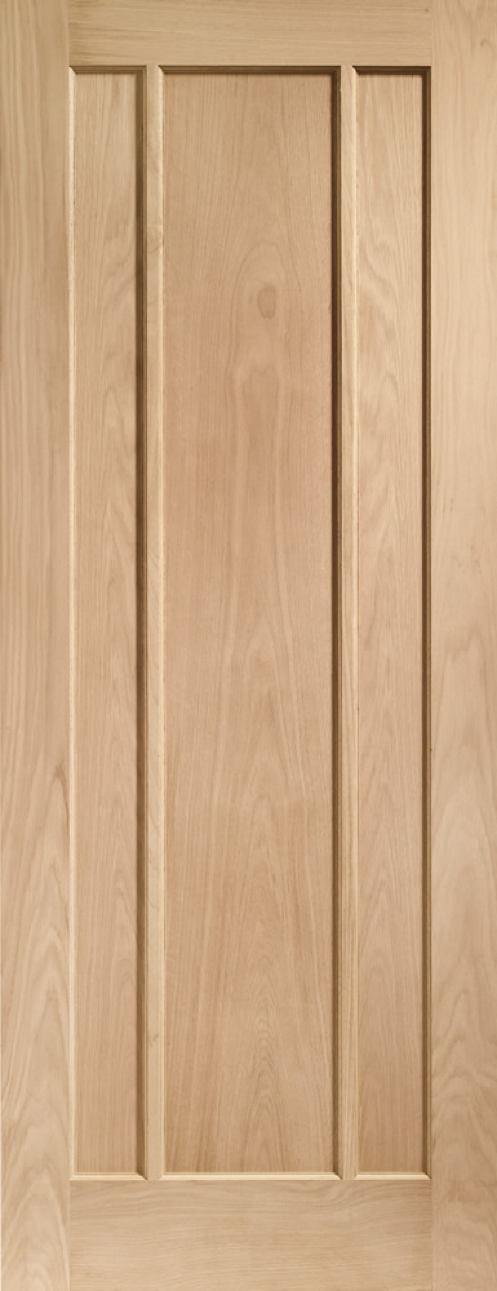Worcester Oak Door - PREFINISHED