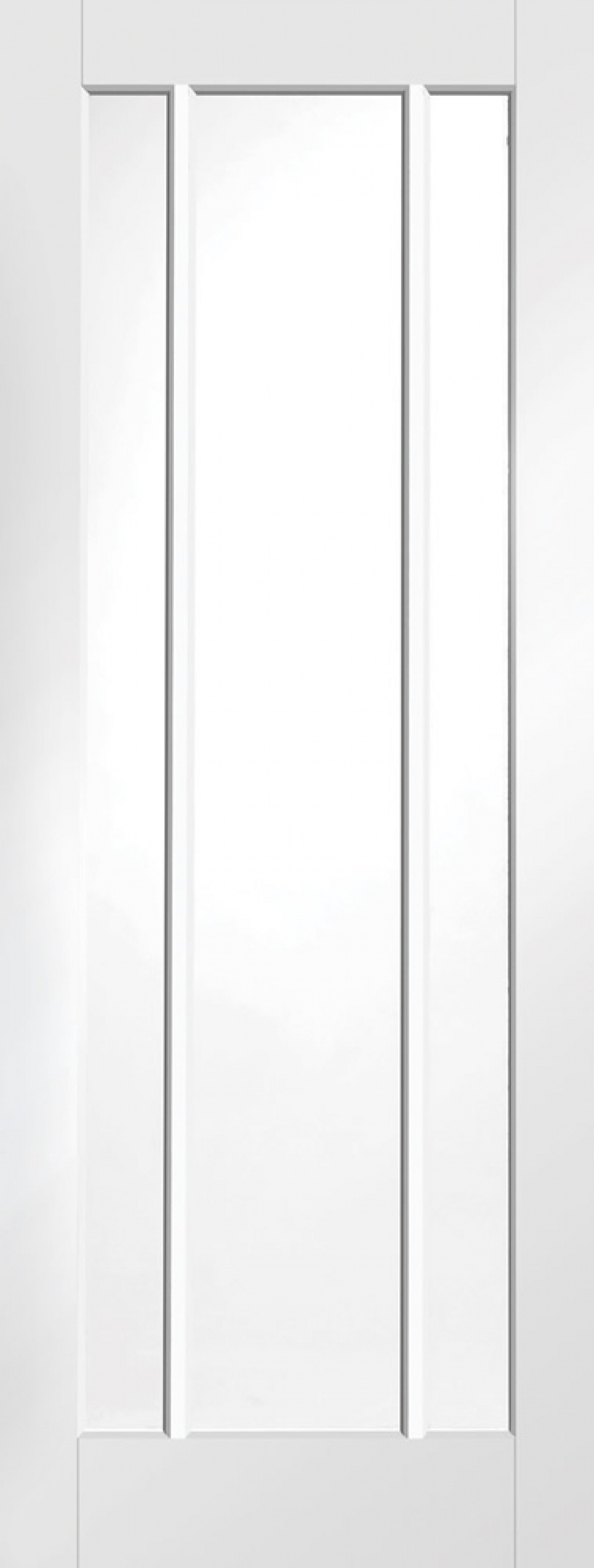 Glazed Door worcester white glazed doors with clear glass | vibrant doors