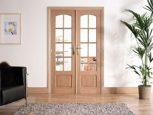 Choosing the best internal french doors vibrant doors blog traditional oak internal door planetlyrics Choice Image